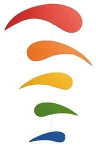 Mobile 'Harmony' bunt - werkstatt-design