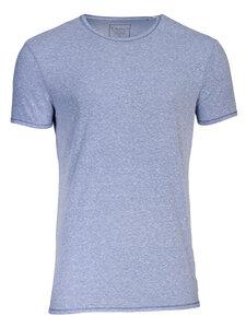 T-Shirt mit Melange Effekt: KILIAN - Trevors by DNB