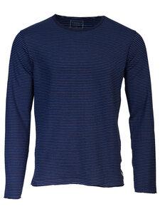 Sweatshirt mit Streifenmix: KENNETH - Trevors by DNB