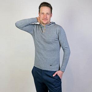 Strick-Pullover Edmundston Mélange - Gary Mash