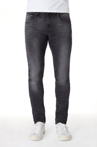 Jeans Skinny Fit - Kale - Faded Grey - Kuyichi