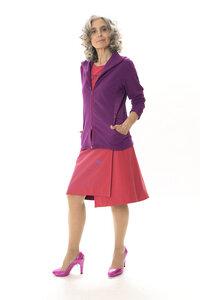 Jacke Meduna - purple - Göttin des Glücks