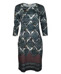 Ethno Dress pinie - Alma & Lovis