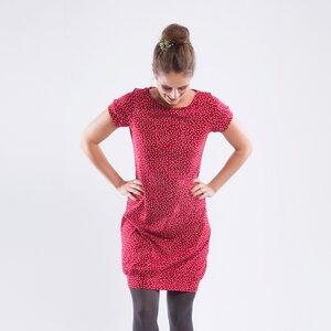 Kleid Rosa Tupfen - emmy pantun