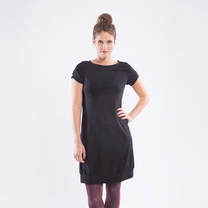 Kleid Rosa Schwarz - emmy pantun
