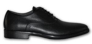 Damiano nero - Noah Italian Vegan Shoes