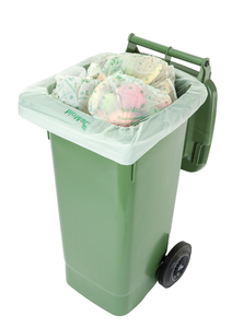 60-80 Lt. BIOMAT® kompostierbare Abfallsäcke - bioMat