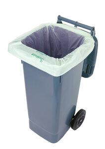 120 Lt. BIOMAT® kompostierbare Abfallsäcke - bioMat