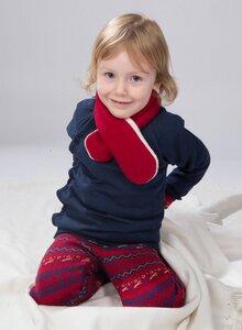 Kinder Fleeceschal mit Durchziehlasche - Reiff Reläx