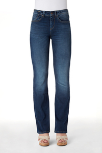 Jeans Boot Cut - Amy - Herbal Blue - Kuyichi