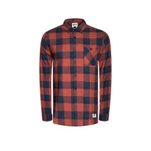 Lumberjack Hemd Rot - bleed