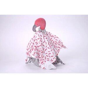 Schmusetuch Flamingo - Kikadu