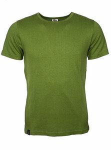 Boy Tee Blank Hemp - T-Shirt aus Hanf grün - Uprise