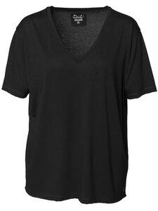KEIRA: Damen T-Shirt mit V-Ausschnitt - Daily's by DNB