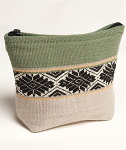Threads of Peru-Kosmetik oder Kleinkram-Täschchen Pallay Sayllaccocha - Threads of Peru