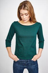 Eva Organic Striped T - bibico