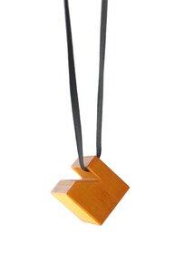 Kette // Cube (gelb) - Nurmi