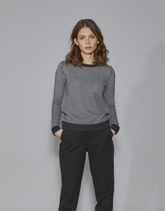 LA WALLY Organic Cotton Knit - Frieda Sand