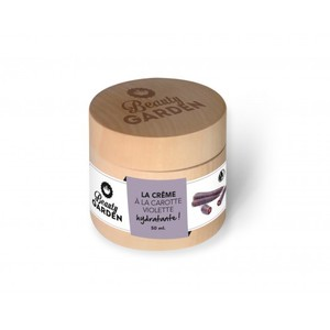 "Biofeuchtigkeitscreme ""Violette Carrote - Beauty Garden"