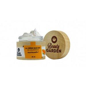 Ergiebige Bio-Handcreme aus Ringelblumen - Beauty Garden
