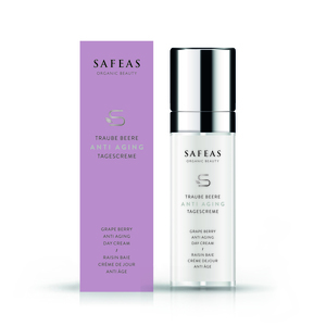 Safeas Traube Beere Anti-Aging Tagescreme - Safeas