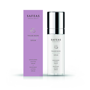 Safeas Traube Beere Anti-Aging Lifting Serum - Safeas