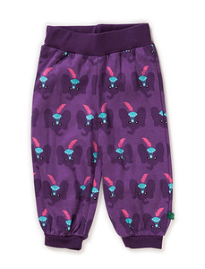Babyhose Elephant lila GOTS - Fred's World by Green Cotton