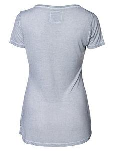 T-Shirt mit Paillettenapplikationen: KARLA - Daily's by DNB