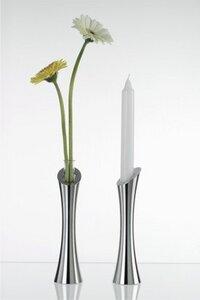 Kerzenleuchter und Vase - fairwerk