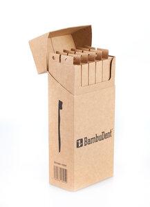 Bambus Zahnbürste  - BigBox Klassik - BambuDent