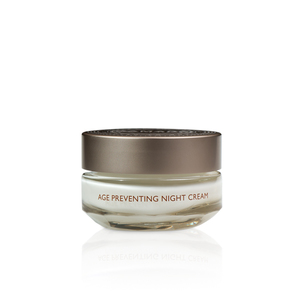 AGE Preventing Night Cream 50ml - Qamaré