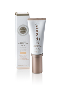 CC Cream No. 1 SPF30  Swiss White 40 ml - Qamaré