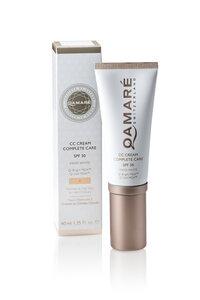 CC Cream No. 1 SPF30  Swiss White 40 ml - Qamaré