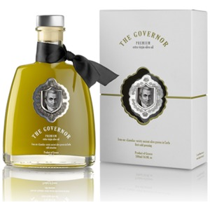 The Governor Premium - unfiltriertes extra natives Olivenöl 500ml - The Governor
