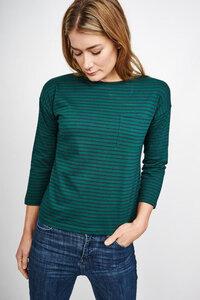 Chloe Organic Striped T-shirt - bibico
