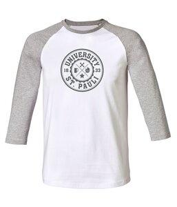 "Unisex Langarm T-Shirt ""University of St. Pauli"" - University of Soul"