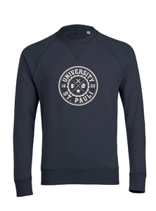 "Herren Sweatshirt ""University of St. Pauli"" - University of Soul"