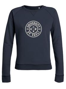 "Damen Sweatshirt ""University of St. Pauli"" - University of Soul"