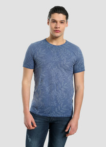 MOR-4142 HERREN G.DYED T-SHIRT - ORGANICATION