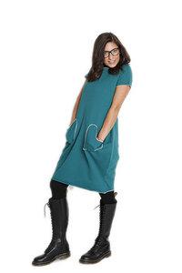 Samantha organic cotton Dress - CORA happywear