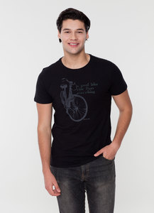MOR-4170 HERREN T-SHIRT - ORGANICATION