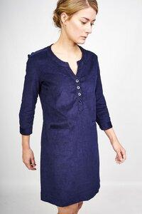 Gwen Casual Cord Dress - bibico