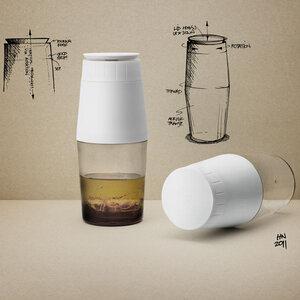 Dressing Shaker - Rig Tig by Stelton