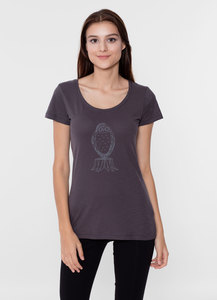 WOR-4158 DAMEN T-SHIRT - ORGANICATION