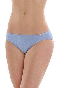 Fairtrade Jazz-Pants, blau-melange - comazo earth