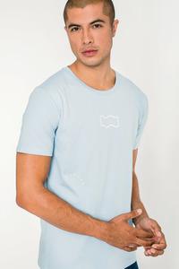 FLAG / T-Shirt (fair) - Rotholz