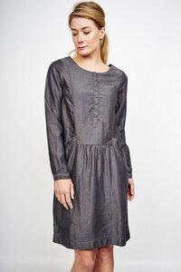 Eseme kragenloses Kleid - bibico