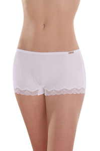 Fairtrade Hipster low cut, weiss - comazo earth
