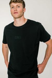 SQUARE /  T-Shirt  (fair) - Rotholz