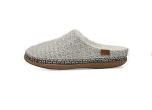 Birch Sweater Knit Womens Ivy Slipper - Toms